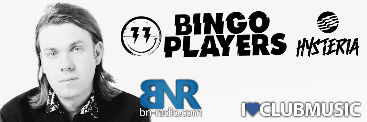 Hysteria Radio Bingo Players BN